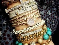 Accessorize or Die: Jewelry, Scarves, Belts, Hats.... / by Gina Viars