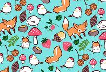 Fabric I <3 / Cute fabric