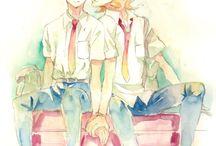 hot, sexy cute gay anime guys
