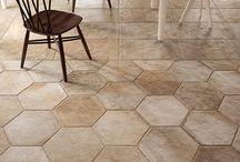 Hexagons - Tile Trends