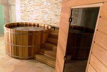 Chiller tub