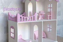 кукольные домки