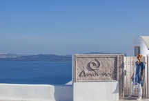 Andronis Boutique Santorini / Imagine a little piece of Greece that you could call your own. The Andronis Boutique Hotel is a five-star luxury property that is built in harmony with its natural environment and with respect to the architectural traditions of the island. Andronis has taken the oldest hotel in Oia – with majestic cave rooms that are over 100 years old – to create an outstanding boutique hotel with 14 exclusive rooms that carry the powerful aura of Santorini and offers unparalleled Cycladic hospitality.
