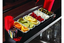 Bar & Beverage / Everything you need for beautiful, functional bar & beverage service.
