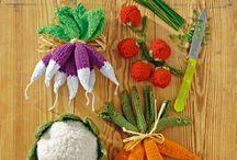 legumes au tricot