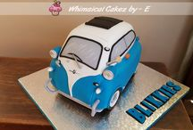My cakes - for the love of cake / Specialty cakes by Whimsical cakez by E