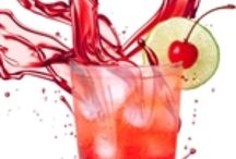CHERRY LIMEADE E-LIQUID / Sweet cherry juice with a sharp bite of lime sounds like summertime in a glass – and it's equally refreshing as an E-Liquid, with the powerful throat hit you'd expect from such vivid flavours