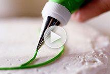 Baking/decorating / by Tessa Pinlac
