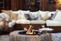Outdoor furnishings / by Pam Critchfield