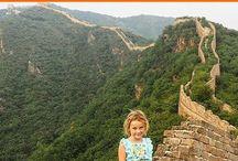 china disneyland trip