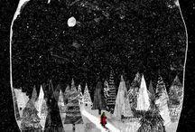 Gothic folklore/narrative