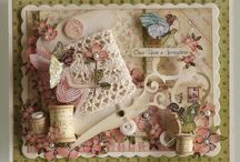 Cards/Tags/More Galore  / by Deena Matney