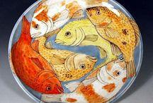 Pottery by Nan Hamilton