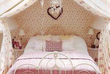 Dormitorios niña pequeña