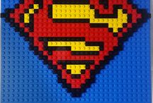 LEGO Art / Art made by Bricktease