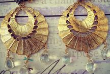 Fashion Jewelry / Beautiful #earrings, #rings, #bracelets, and #necklaces perfect for the #beach, a #date, or just hanging with your girlfriends!