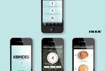 UX/UI Apps / Concept, vormgeving, ontwerp, gebruiker, user interface, user experience, Apps, Applicaties, UX, UI