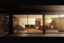 MINIMAL LINE / De MINIMAL LINE schuifpui geeft maximale doorkijk van vloer tot plafond en van muur tot muur.