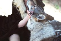 Human/Animal Photography