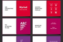 Typography / Fonts and Page Layout