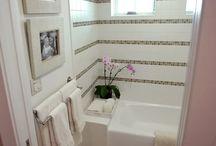bathroom ideas / by Allison Kinzel