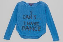 Dance clothes