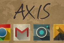 Axis - Icon Pack v4.2.2