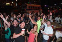 April AMAZING CABO BAR CRAWL Shenanigans / FUN PHOTOS OF OUR GUESTS ENJOYING THEIR NIGHT ON AMAZING CABO BAR CRAWL!