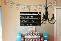 Birthday Party Ideas / by Leslie Mosier