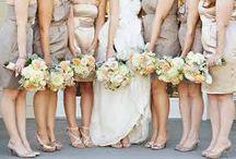 Shades of Nude Wedding Inspiration