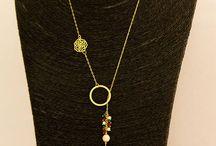 Lady Jane Necklaces (Collares de Lady Jane) / Colección de collares de Lady Jane.  Puedes conseguirlos en Etsy o en Facebook.  ¡Gracias por tu visita!