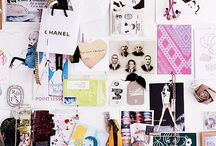Moodboards and Inspiration
