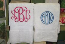 Monogram This / by Jacquelyn Smith