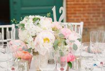Bröllopdeko