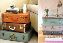 Kufry a úložné boxi