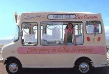 ice cream truck / by Felicity Hall