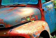 Turquoise & Rust