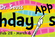 Celebrating Dr. Seuss  / Dr. Seuss' Birthday app sale!  / by Apps for Children with Special Needs