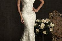 Cosas para comprar / Vestido de novia