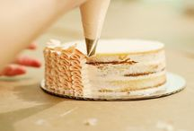 cake decorating / cake decorating tips