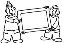 tekeningen kinderen