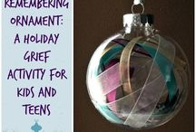 Grief and loss during the holidays / Death around the holidays   dealing with loss   dealing with loss holidays   grief support christmas   grief support holidays   losing a loved one holidays   depressing holidays   sadness holidays   sad christmas death   sadness during the holidays   coping with grief   coping with sadness holidays   coping with depression holidays