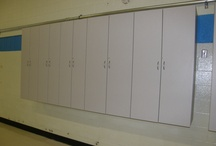 Commercial Spaces / Organization solutions for commercial spaces.