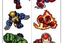 Super Heróis (Infantil)