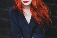 Hair colors!