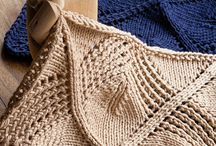 Knit - Blanket Patterns & House Stuff
