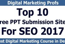Top 10 PPT Submission Sites 2017