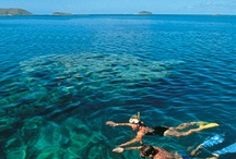 Whitsundays / The Magnificent Whitsundays, Great Barrier Reef, Queensland.