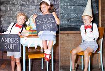 Back to school / by Kelly Barker