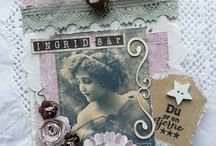 Vintage/shabby cards